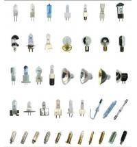 China Special Base 12V 30W Slit Lamp Halogen Bulb Topcon Slit Lamp 100hrs wholesale
