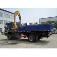 China High Quality 5T Mobile Knuckle Truck Mounted Crane With Safety Transportation for Sale wholesale