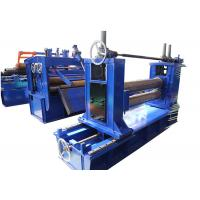 China 15 - 30m / Min Cut To Length Line Machine Uncoiling Straightening Gauging wholesale