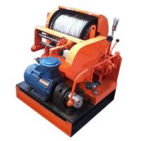 China CJ Series Hydraulic Cable Logging Winch wholesale