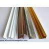 China Anodized Aluminium Tile Edge Trim / Cladding Trim For Integrated Wallboard wholesale