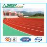 China Synthetic Running Track Spray Coating System Or Paint System Running Track For Track Field wholesale