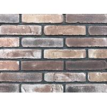 China Clay brick veneer,exterior thin veneer brick for wall decoration wholesale