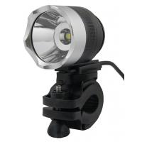 China 360 Degrees Rotated Holder LED Bicycle Lights For Night Riding 4400Mah Battery Capacity on sale