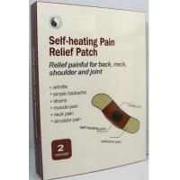 China herbal Self Heating Pain Relief Patch For Arthritis / Reducing Muscle Inflammation moxibustion heat warm womb patch on sale