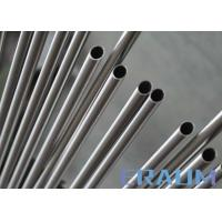 China Cold Rolled Nickel Alloy Tube Bright Annealing Or Pickling , 100 % PMI Test on sale