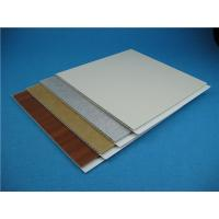 China Customized Colour and Various Size PVC Wall Cladding for Construction wholesale