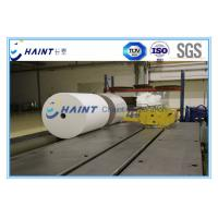 Buy cheap Chaint Fabric Roll Packing Machine Metal Material With Conveying / Wrapping from wholesalers