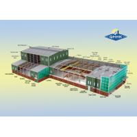 China Pre-Engineered Building With Light Steel Structure wholesale