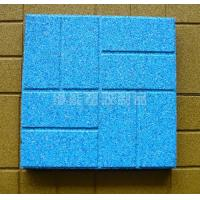China Non-static EPDM Rubber Flooring with Recycled Rubber Granules on sale