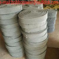 China knitted Stainless steel wire mesh tube,gas-liquid filter wire mesh /Stainless steel washing equipment gas liquid knitted wholesale