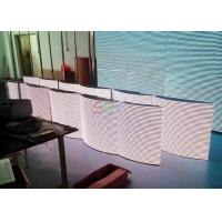 China Customized Indoor High Definition curved led monitor Billboard 1R1G1B P6 wholesale