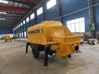 Buy cheap stationary concrete pump HBT40.13.82RSC from wholesalers