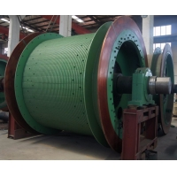 China Steel Wire Rope 160KN 36mm Electric Winch Hoist wholesale