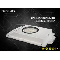 China Automatic lighting Dustproof 6W Solar LED Garden Lights With CE,ROHS Certificates on sale