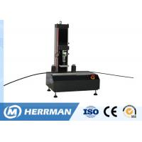 China High Accuracy Optical Cable Testing Machine Crush Tester Machine 180kg Weight wholesale