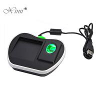China ZK8500 16 KB Biometric Fingerprint Scanner Device 120 MHz DSP With Card Reader wholesale