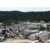 China Hard Rock Stone Sand Basalt Processing Line Large Scale High Performance wholesale