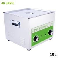 Buy cheap Firearms Weapons and Tools Ultrasonic Industrial Cleaning Equipment 15L 300W 40KHz TA-300 from wholesalers