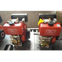 China 3.8HP 3600rpm Low Noise Diesel Air Cooled Engines , Agricultural Diesel Engine wholesale