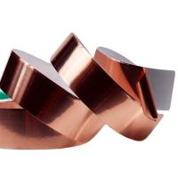 Quality Waterproof Copper Foil Electrically Conductive Tape For Greenhouse Slug Snails for sale