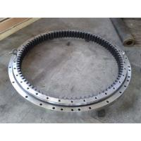 China slewing bearing with internal inside gear tooth, internal inside tooth gear wholesale