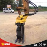 Buy cheap 1-30t Excavator Hydraulic Multi-Function Grab Bucket For Scrap/Stone/Wood/Timber from wholesalers
