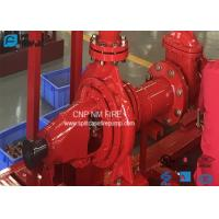 China Firefighting End Suction Fire Pump 500GPM@165PSI For School / Hospital wholesale