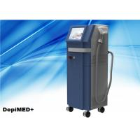 High Performance Diode Laser Hair Removal Machine 1 - 10Hz Air Cooling Painless