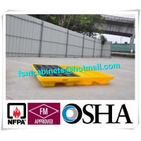 China Oil Tank Storage HDPE Drum Spill Containment Deck, Spill Deck for 220L Oil Drum wholesale