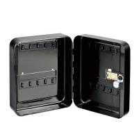 China 8 Inch High Portability 20 position Metal Key Box With Combination Lock wholesale