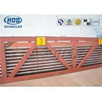 Buy cheap Economizer Upper Bundle Arrangement Super Heater Coil With Anti Corrosion Shield from wholesalers