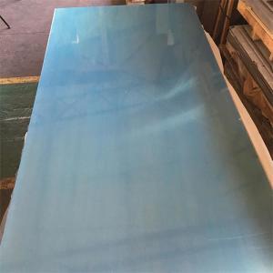 China 4x8 Feet Aluminum Vessels 5754 Grade Sheet / Plate Type Custom Thickness wholesale