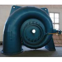 China 1000KW Small Hydro Turbines 25M to 55M Water Head 500R 600R 750R/MIN wholesale