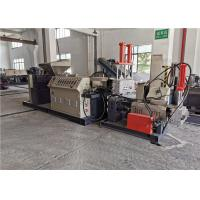 China HIPS PC PP PE Plastic Recycling Machine 45KW Bottle Recycling Machine High Speed wholesale