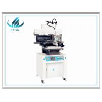 China Semi Auto Type PCB Stencil Printer , Solder Paste Screen Printer 20mm Repeatability Accuracy wholesale