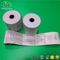 "China Premium 55gsm Thermal Printer Paper Roll  3 1/8""X180 Static - Proof Recycled wholesale"