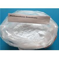 Buy cheap Medical Anabolic Raw Hormone Muscle Gain Steroids / Methenolone Enanthate CAS 303-42-4 from wholesalers