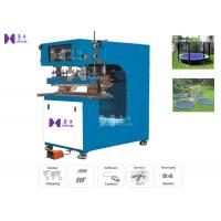 China 15KW High Frequency PVC Welding Machine 1T Max Pressure For Welding Trampoline bed wholesale