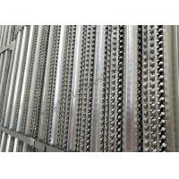 China 0.45mm Width Hy Rib Mesh 3m Length 0.4mm Thickness for Tunnels Bridges wholesale