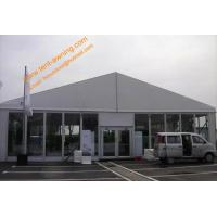 China 20m Party Tent  Large Aluminum Structure Waterproof  Exhibition Event Tents wholesale