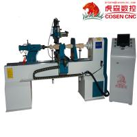 China Chinese Automatic Woodworking Lathe single spindle for railing directly from manufacturing factory wholesale
