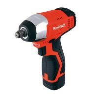China 16V Lithium Ion 2.0Ah Powered High Torque Cordless Impact Wrench Small Size 220N.M on sale