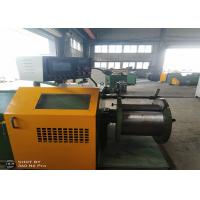 China SAW Wire Precision Layer Winding Machine For 25KG 50KG 250KG 350KG Coil wholesale