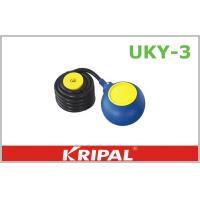 Buy cheap Custom IP68 10A Cable Float Level Switch Water Level Operated Switch PVC Real Copper from wholesalers