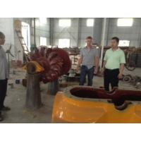China High Efficient Small Hydro Turbines / Micro Hydro Turbine Generator for Hydro Power Station wholesale