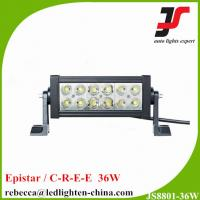 China High Intensity 36w Led Light Bar Wholesale CREE LED Light Bar on sale