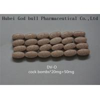 China Anabolic Steroid Hormones Cock Bombs 20mg Cialis Mixed With 50mg Viagra Pill ED Suppose wholesale
