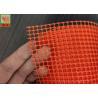 China Orange Plastic Garden Fence Netting , Garden Mesh Netting , Vegetable Garden Netting , 70 cm High wholesale