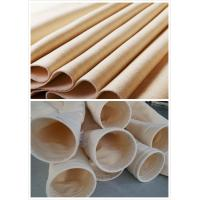 China Nomex Aramid Industrial Filter Cloth / Air Filter Cloth Material 450GSM~650GSM wholesale